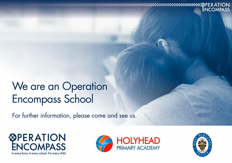 Operation Encompass banner image